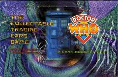 Doctor Who CCG Booster Box