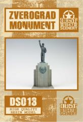 Victory Square - Zverograd City Monument