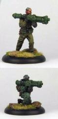 NKVD PSI Cannon Team