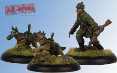 Anti-Tank Dog Squad