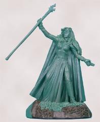 Female Elven Mage w/Staff (1143)