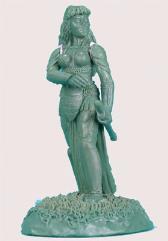 Female Elven Fighter w/Long Sword