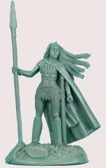Female Noble Fighter w/Spear