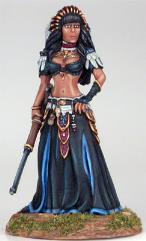 Last Dragon, The - Female Mage