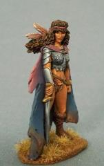 Female Ranger w/Sword