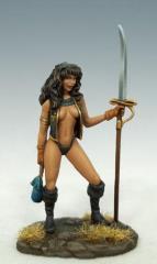 Female Pirate w/Glaive