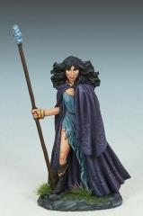 Female Mage w/Staff #2
