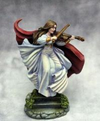 Female Bard w/Violin