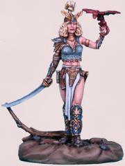 Valshea - Female Elven Warrior
