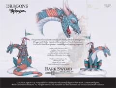 Parkinson Dragons Set #1