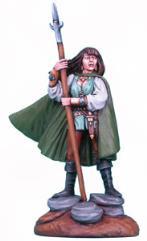 Female Ranger w/Spear