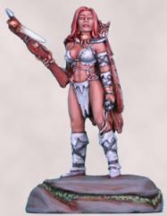 Female Amazon w/Crossbow
