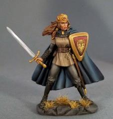Female Fighter w/Long Sword