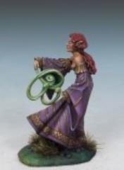 Ash Firefeather - Female Elven Mage