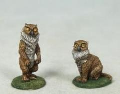 Owlbear Cubs - Male & Female