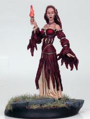 Melisandre - Priestess of R'hllor
