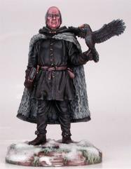 Night's Watch - Raven Keeper of the Shadow Tower