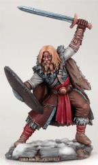 Wilding Warrior w/Long Sword & Shield