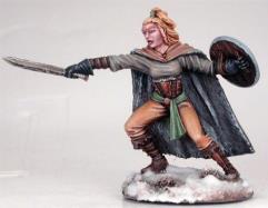 Wilding Spearwife w/Short Sword & Shield