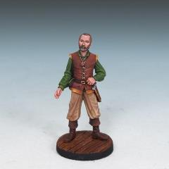 Davos Seaworth - The Onion Knight