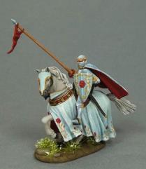Ser Loras Tyrell - Mounted