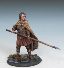 Osha - Female Wildling w/Spear
