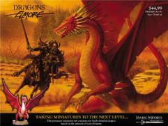 Dragons Set #2 - Crimson Dawn Dragon