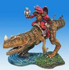 Hunter, The - Draconid w/Dino Mount