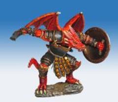 Draconid Warrior