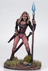 Female Beastmaster w/Spear
