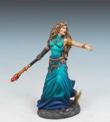 Female Mage w/Staff