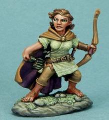 Female Halfling Ranger w/Bow