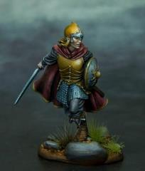 Male Elf Warrior w/Sword