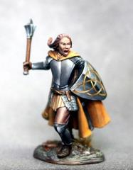 Female Warrior/Cleric w/Weapon & Head Options #1