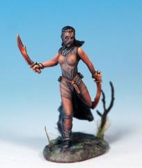 Female - Veiled Assassin