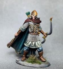 Male Elven Adventurer w/Bow #2