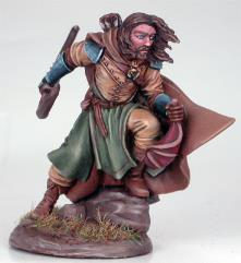 Male Ranger w/Sword & Waterskin