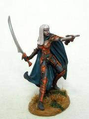 Female Dark Elf w/Crossbow