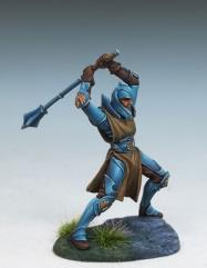 Male Cleric w/2-Handed Mace
