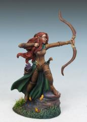 Female Elven Ranger w/Bow