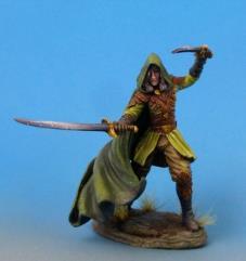 Male Elven Ranger - Duel Wield