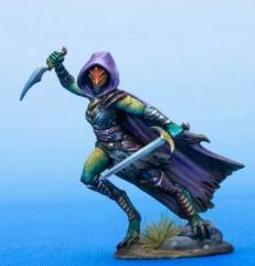 Female Dragonkin Rogue - Dual Wield