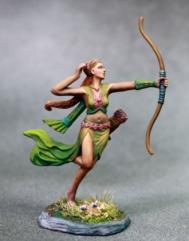 Female Ranger w/Bow #3