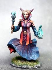 Female Cleric w/Mace