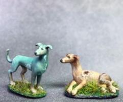 Fae Greyhounds