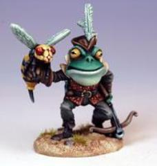 Frog Master of the Hunt (Limited/Special Edition)