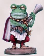 Frog Guard w/Blunderbuss