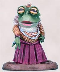 Frog Queen
