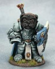 Savannah - Schnauzer Paladin (Limited/Special Edition)