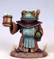 Friar Tuck the Toad